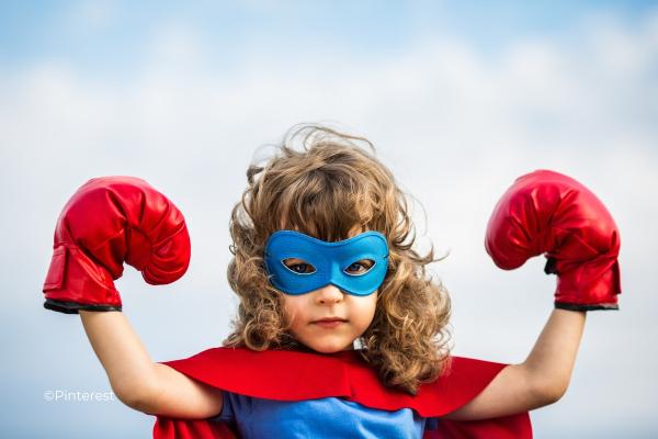 Les super-héros de vos Petits-Enfants