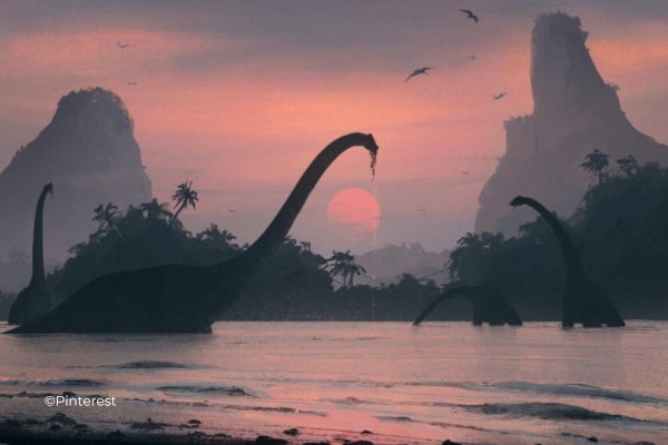 Nos amis les dinosaures