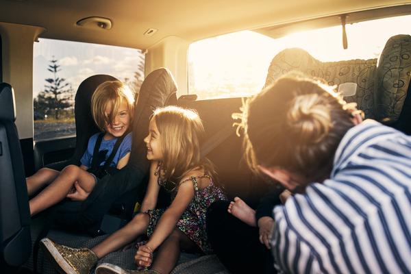 À quel point êtes-vous un grand-parent responsable au volant ?