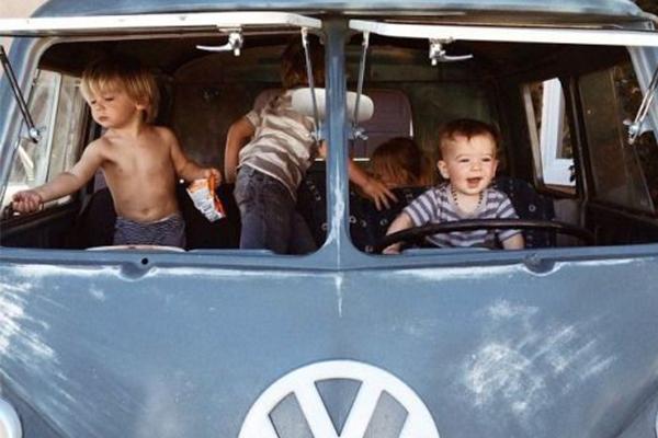 Avez-vous vraiment tout prévu pour vos longs trajets avec vos Petits-Enfants ?